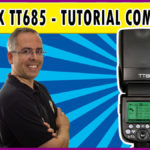 Flash Godox TT685 – Tutorial completo