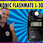 Sekonic Flashmate L-308X | fotômetro e flash meter | Review em português