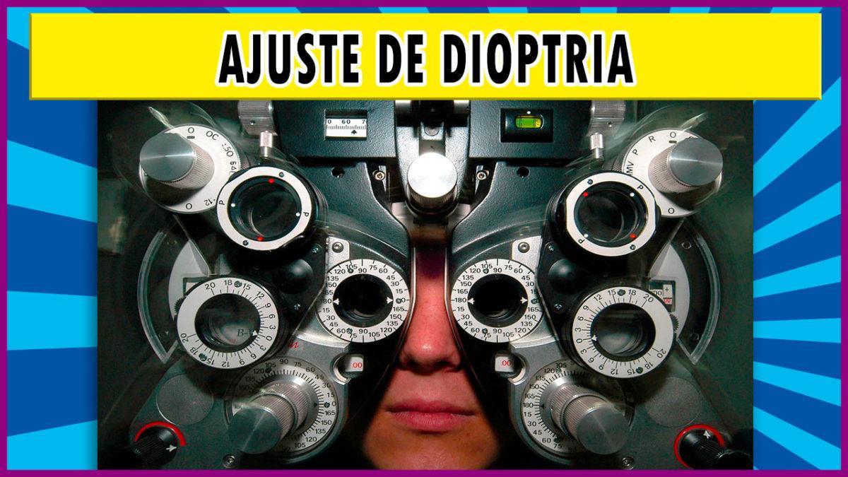 Ajuste de dioptria: como fotografar sem precisar dos óculos
