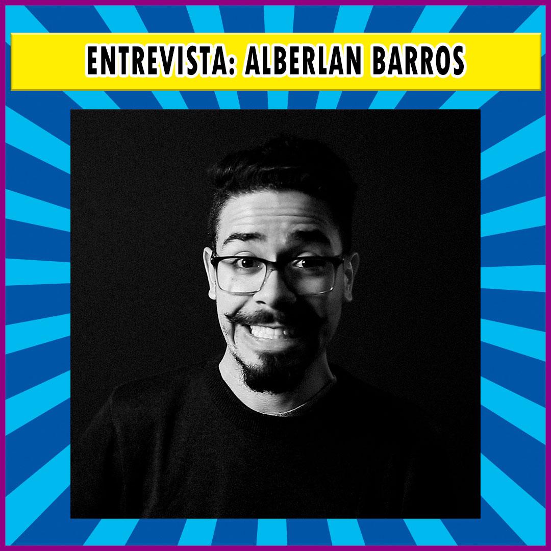 Entrevista: Alberlan Barros do canal Astro Space   Podcast #014
