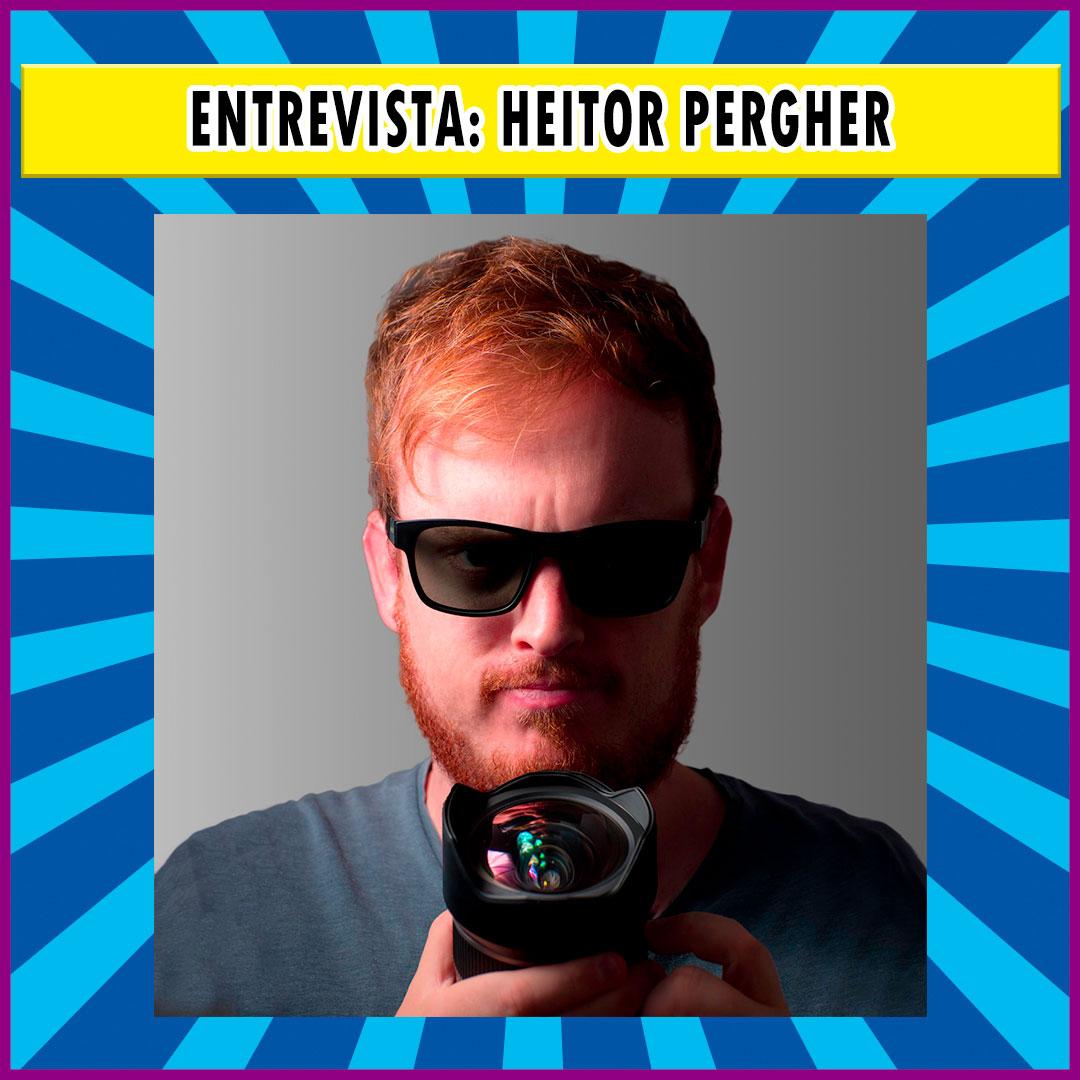 Entrevista – Heitor Pergher | Podcast #015