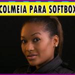 Colmeia para softbox – faça você mesmo