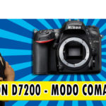 Como configurar o modo comando do flash pop-up da sua DSLR Nikon D7200