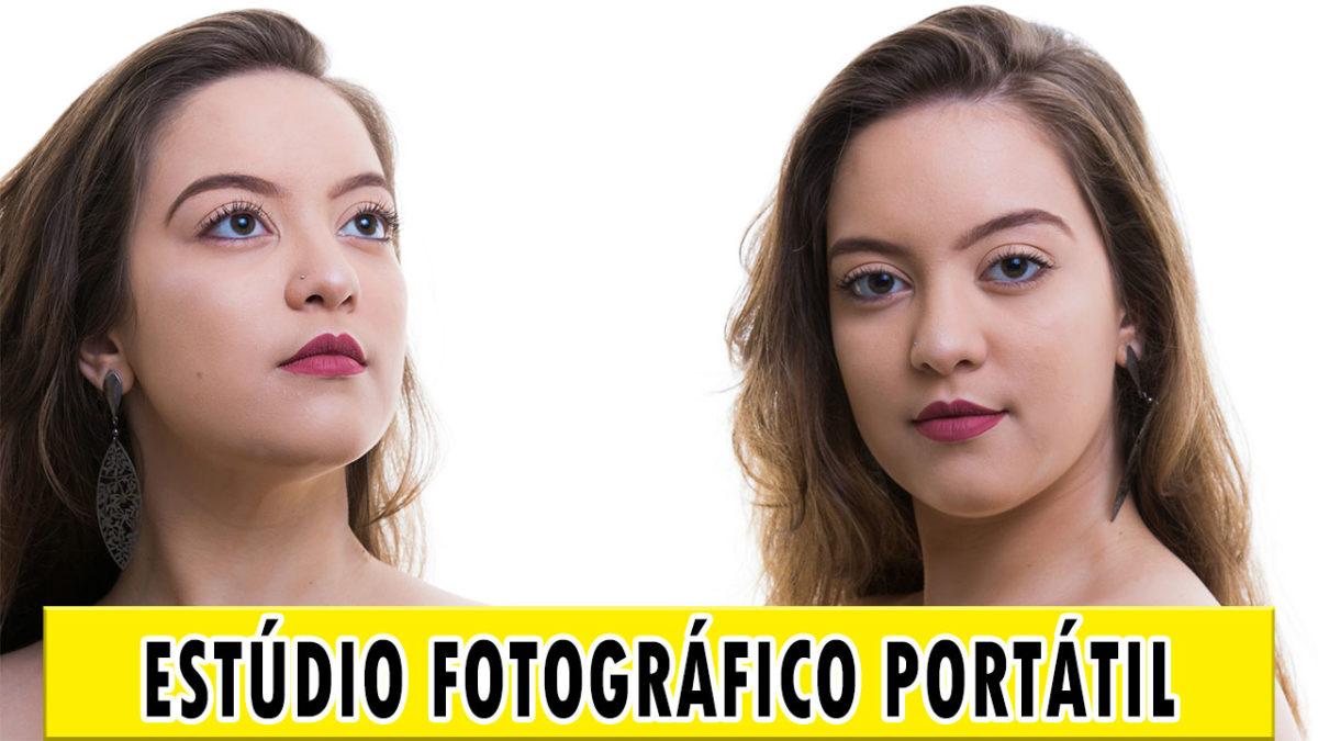 Estúdio fotográfico portátil usando o HiLite da Lastolite™