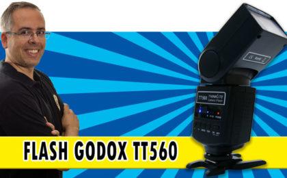 Flash Godox TT560
