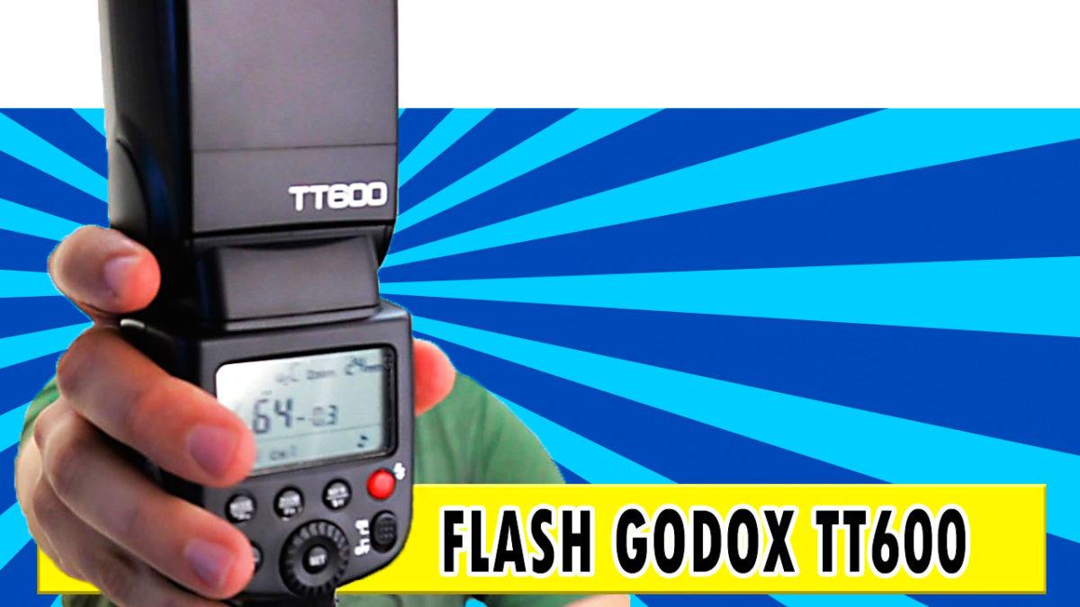 Flash Godox TT600 – Review do flash manual universal