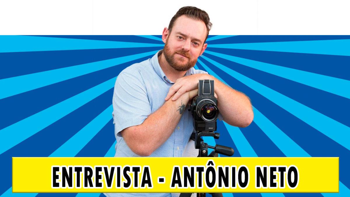 Entrevista com Antônio Neto do canal Câmera Velha | Podcast #23